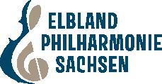 Landesbühnen Sachsen - Elbland Philharmonie Sachsen - Logo