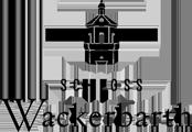 Landesbühnen Sachsen - Schloss Wackerbarth - Logo schwarz
