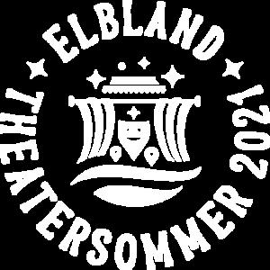 Landensbühnen Sachsen - Elbland Theatersommer - Logo