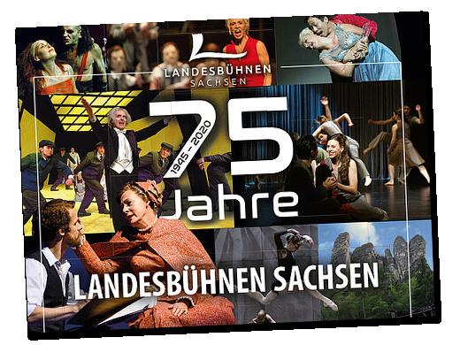 75 Jahre Landesbühnen Sachsen