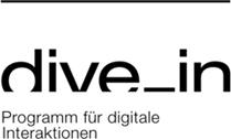 Dive in - Logo